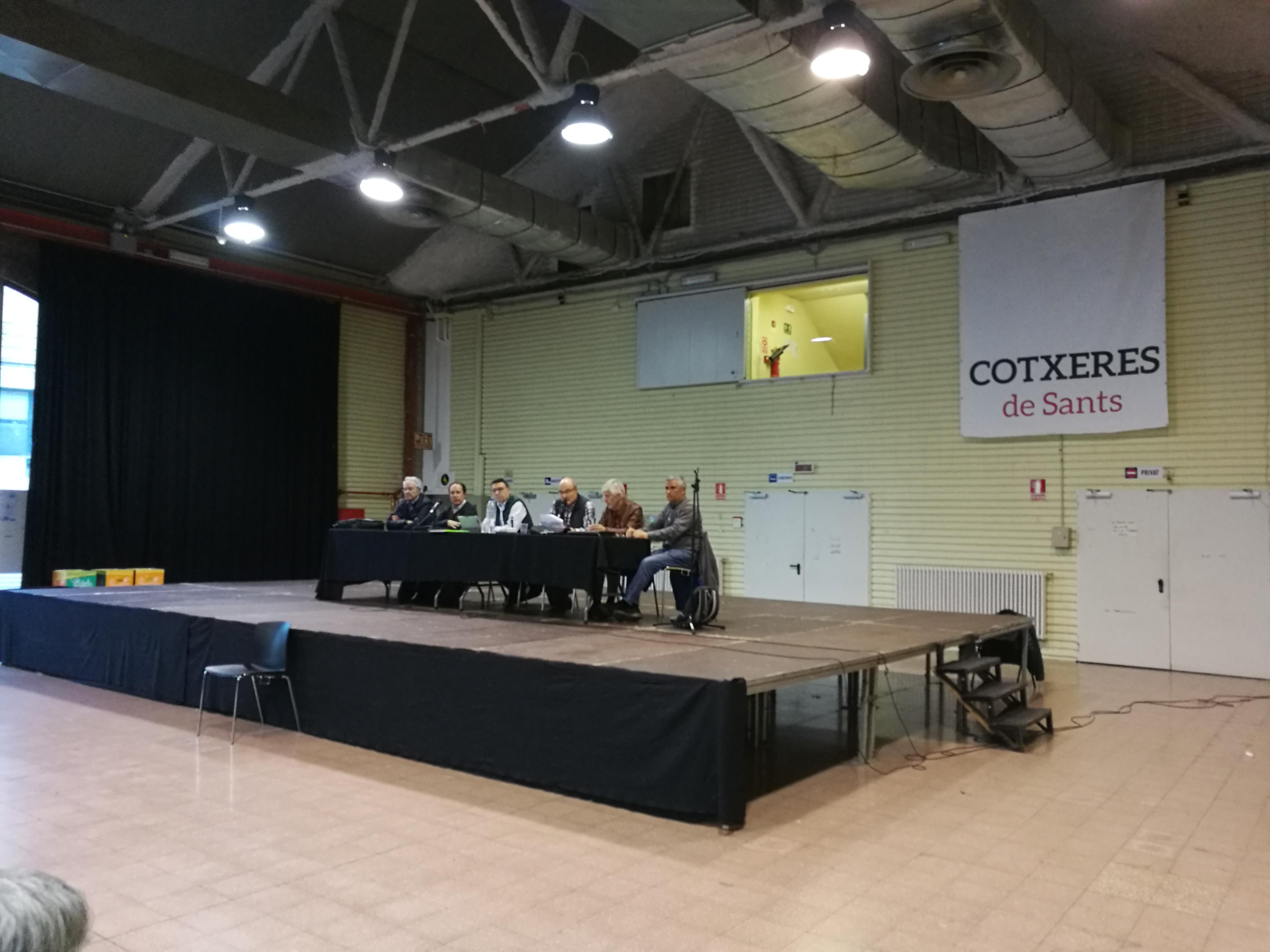 Asamblea Socios 2016